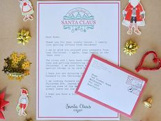 Letter to Santa Set This printable Letter to Santa set includes four different ' Dear Santa' writing pages, with matching envelopes, a greeting card to draw and write on and a postcard to draw and write on. It also includes a customisable reply letter from Santa with a matching envelope. Activities To Do, Christmas Activities, Writing Activities, Christmas Themes, Holiday Fun, Christmas Crafts, Christmas Decorations, Letter Writing