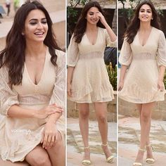 Kriti Kharbanda clicked posin prettyyyy at a photo call for the promotions of her upcoming movie Bollywood Actress Hot Photos, Bollywood Girls, Beautiful Bollywood Actress, Indian Bollywood, Beautiful Indian Actress, Bollywood Celebrities, Bollywood Fashion, Beautiful Actresses, Hot Actresses