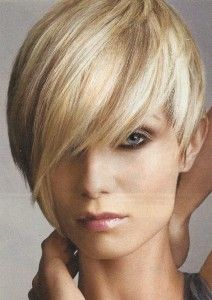 Love the cut and color...