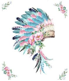 Items similar to Baby blanket quilt headdress indian feather blanket turquoise pink minky dot on Etsy Feather Blanket, Indian Feathers, Pink Turquoise, Minky Fabric, Native American Art, Watercolor Art, Boho, Indian Headdress Tattoo, Indian Feather Tattoos