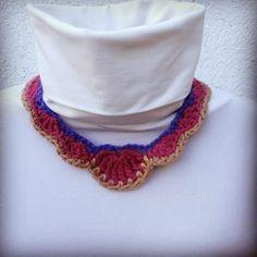 #necklace #fiberjewelry #fiberart #crochetart #crochetjewelry #crochet #crochetstyle #crochetnecklace #etsy #etsylent #etsystyle #etsysellerofinstagram #etsyjewellery #etsysellers #handmadejewelry #handmade #handmadejewellery #handmadeaccessory #accessory #accessories