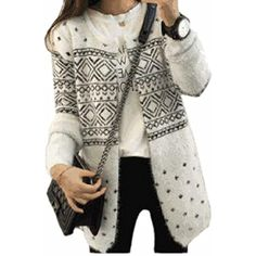 28e04dcd9a Women s Long Sleeve Knitwear Open Front Cardigan Sweaters Outerwear   Visit  the image link more details