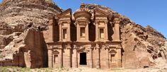 Monasterio, Petra | by E.J. Melian G.