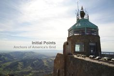 America's grid - in places.