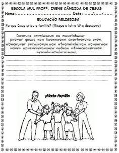Tempo de Educar: Atividades de ensino religioso - valores