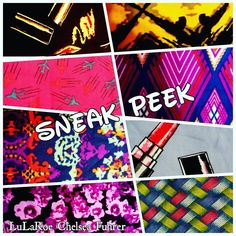 New Inventory has arrived!! Check out these awesome prints! You will be able to shop them tomorrow night in my Facebook group! Link in bio #leggings #unicorns #Randy #lularoesurprise #fancy #cute #shop