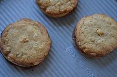Gluten-Free Do-si-dos | 10 Gluten-Free And Vegan Girl Scout Cookie Recipes You Need Right Now