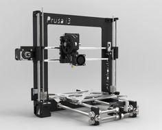 Prusa i3 Rework by eMotion-Tech.