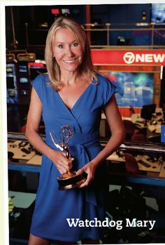 If Emmy-winning 7NEWS - WHDH reporter Mary Schwager calls, you might be in trouble. http://go.mu.edu/watchdogmary