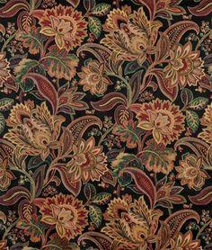 Swavelle / Mill Creek Valentina Onyx Fabric Plus Drapery Fabric, Fabric Decor, Fabric Design, Tapestry Fabric, Textures Patterns, Fabric Patterns, Art Chinois, Mill Creek, Art Japonais