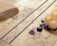 Sprchovy podlahovy odtokovy kupelnovy zlab do sprchy - 1