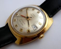 :: Cadence watches :: Vintage 1970's Timex Dynabeat Time Zone Electric :: awesome watches for less money