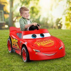 Amazon.com: Power Wheels Disney/Pixar Cars 3 Lightning McQueen: Toys & Games