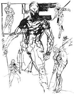 Ninja Sketches, Metal Gear Solid 1