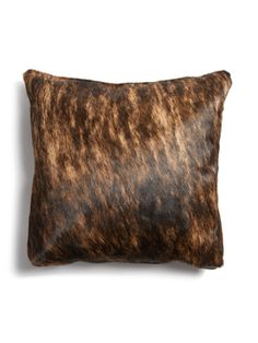 Regular Close Hide Pillow from The Stylish Space: Living Room on Gilt