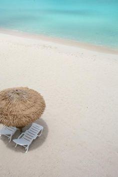 Lighthouse Bay Beach Barbuda - Coastal Style Blog