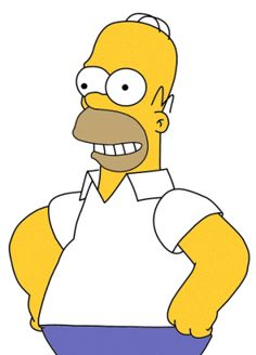 Homer Simpson - The Simpsons