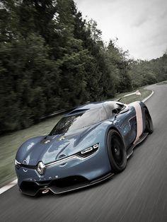 Renault's concept