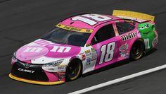 Kyle 2nd -- Bank of America (Charlotte-Night) 500 starting lineup   NASCAR.com