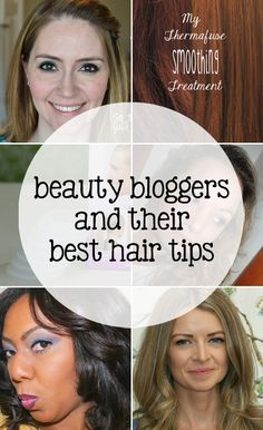 The Best Hair Tips of Beauty Bloggers