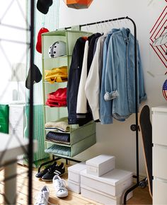 ikea mulig clothes rack can be used anywhere in your home even in damp areas like the bathroom and under covered balconies