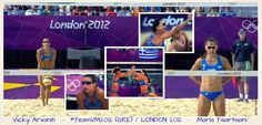 Earth Friendly Products to Sponsor Greece's Olympic Women's Beach Volleyball Team!