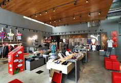 Sports Store | Retail Design | Shop Interior | Sports Display | bengaluru: puma store opening
