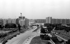 Your city during the communist era Please, post here pics of Your cities from this period. I'll post Warsaw pics a little later. Bucharest, New York Skyline, City, Travel, Outdoor, Romania, Outdoors, Viajes, Cities