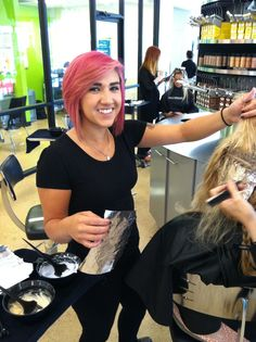 Cosmetology School: A Day in the Life, Meet Lisa
