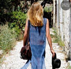 Baking soda tegen door het chloor groen uitgeslagen haar - Trendystyle, de trendy vrouwensite