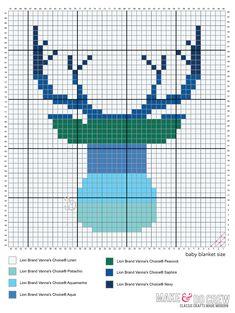 makeanddocrew.com wp-content uploads 2017 03 Be-a-Deer-Baby-Blanket-C2C-Graph-MakeAndDoCrew.com_.jpg
