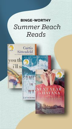 These are the perfect books to read on the beach, in a hammock, on the couch, or wherever you'll be reading this summer. Readers will find romance, mystery, and historical fiction novels on this list that books for every taste. This Side Of Paradise, Book Lists, Reading Lists, Beach Reading, Philosophy Quotes, Fiction Novels, Lie To Me, Penguin Random House, Speak The Truth