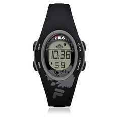 #Fila Watches - Filacasual Digital - Fila Watches are a statement of sporty Italian lifestyle and sense of fash...