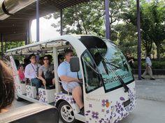 Shuttle minibus @ Gardens By The Bay