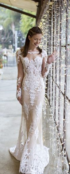 Lace and beige