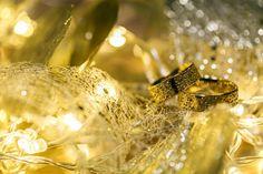 golden weddings rings | Hochzeitsblog marryMAG| Der…