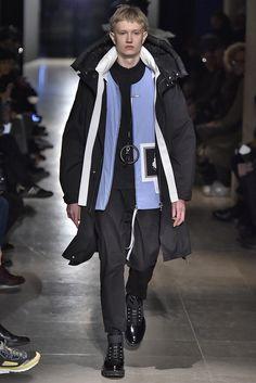 OAMC Paris Menswear Fall Winter 2017 January 2017