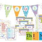 It's almost back to school time! Lots of fun decorations for a science-themed classroom. This 40-page download is great for upper-elementary rooms....