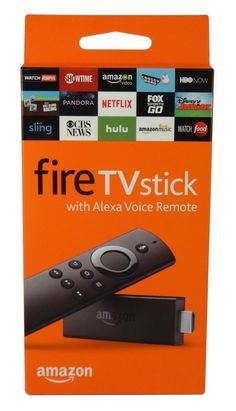 Amazon Fire TV Stick with ALEXA Voice Remote ** FREE PRIORITY MAIL ** #Amazon