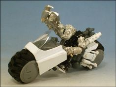 Akira Style Ork Biker