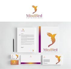 "New Logo and Branding design MindBird Psychology "" for a Psychologist Karin Nilsson, Ph.D. - UC Davis SHCS Psychologist,https://shcs.ucdavis.edu/about/staff/nilsson.html"