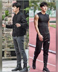 Oh my gawd Asian Celebrities, Asian Actors, Korean Actors, Korean Star, Korean Men, Hot Actors, Actors & Actresses, Ji Chang Wook Photoshoot, Ji Chang Wook Healer