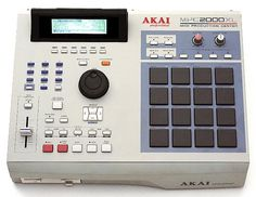 Akai MPC2000 / MPC2000 XL | Vintage Synth Explorer, I still have mine in Italy!