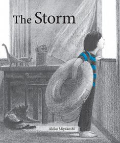 Free: New - The Storm by Akiko Miyakoshi Hardcover 2016 - Children's Books Book Of Life, The Book, Great Books, My Books, Library Books, Bad Storms, Books 2016, Children's Picture Books, Severe Weather