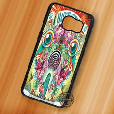 Bassnectar Tour Poster - Samsung Galaxy S7 S6 S5 Note 7 Cases & Covers