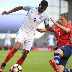 Marcus Rashford should play at U21 Euro if he's not tired - Chris Waddle