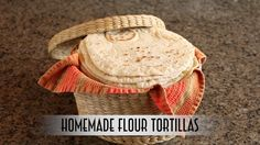 A homemade flour tortilla is true love to me. Soft, warm, tender, as comforting as a billowy down quilt on a cold winters day. Flour tortillas are a staple of the Mexican table as are biscuits and …