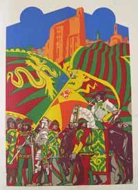 Il Palio di Siena,pag. 133, il Carroccio