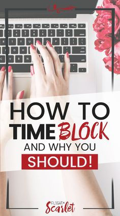 There is an answer to the overwhelm: time blocking! Click through to learn how to time block your day, using a planner, Google Calendar, bullet journal, or anything else! You'll find an easy way to make a schedule, complete with an example you can use as a template. Click through to read now! #timeblocking #productivity #timemangement #goals #howtotimeblock