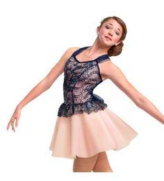 Cute dance costume